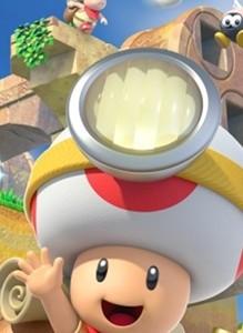 Captain Toad: Treasure Tracker tiene una pinta increíble