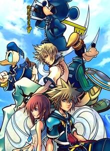 Edición coleccionista Kingdom Hearts 2.5 HD ReMIX