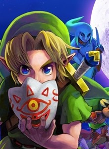 Majora's Mask 3D será diferente en New 3DS