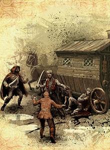Narborion Saga para móviles y tablets es pura lectura RPG