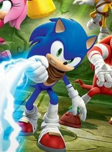 Sonic Boom salva a un pobre gatito en su anuncio de televisión