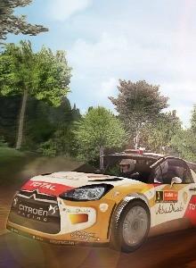 WRC lleva las competiciones de la FIA a 3DS