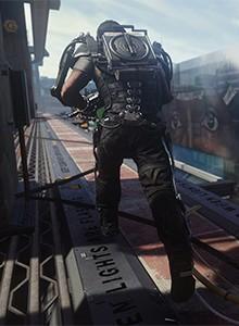 Vídeo de Call Of Duty Advanced Warfare con zombies