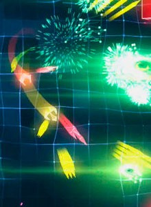 Geometry Wars 3: Dimensions tiene nuevo tráiler