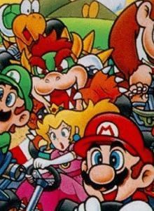 Rememorando SNES – Super Mario Kart para Wii U
