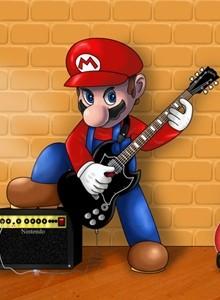 Así se ha grabado la música de Mario Kart 8 DLC