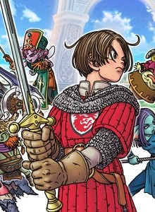 Square Enix confirma Theatrhythm Dragon Quest para 3DS