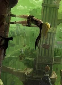 Confirmado, Gravity Rush 2 llegará también a PS Vita