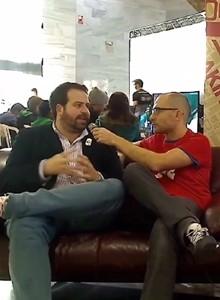 José Arcas nos cuenta su nuevo proyecto en Granada Gaming