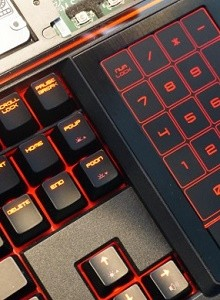 MSI GT80 Titan SLI, portátil gaming con teclado mecánico