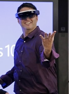 Así son Windows Holographic y Microsoft HoloLens