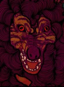 Del creador de Hotline Miami… Keyboard Drumset Fucking Werewolf