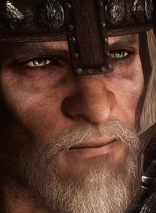 Las caras de The Elder Scrolls Skyrim