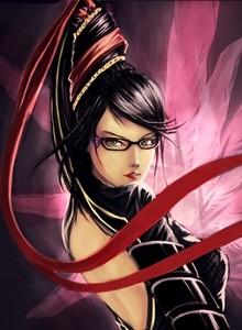 Bayonetta es una dama incluso en 8 bits