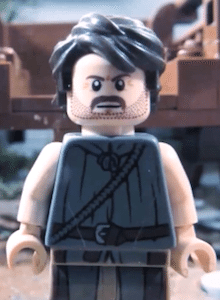 Skyrim recibe su enésimo tributo en forma de Lego