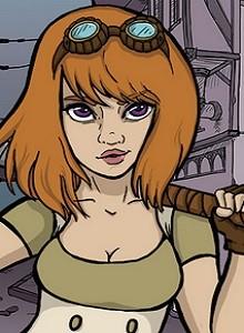 Izzy's Revenge se presenta en Kickstarter