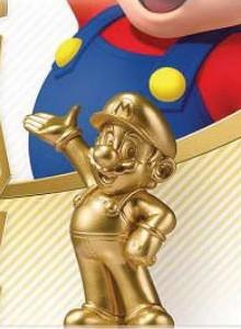 Desvelados Amiibo de Super Mario Oro y Super Mario Plata