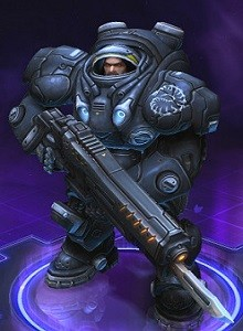 Heroes of the Storm, gameplay de la beta con Raynor