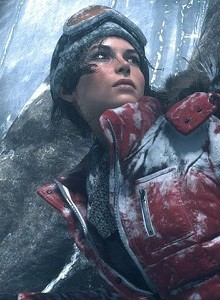 Rise of the Tomb Raider es portada en Game Informer