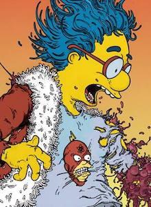 Bartkira, fusionando Los Simpsons con Akira