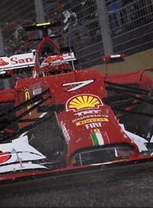 F1 2015: fecha y primeras imágenes en la nueva generación