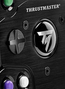 TM Leather 28 GT es el nuevo volante de Thrustmaster