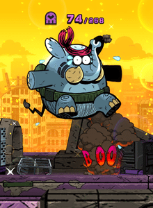 Tembo: The Badass Elephant es lo nuevo de SEGA y GameFreak