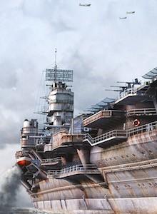 World of Warships: beta cerrada el 12 de marzo