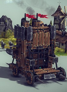 Besiege, gameplay de contacto