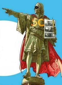 Siente la fuerza en el Salón del cómic de BCN