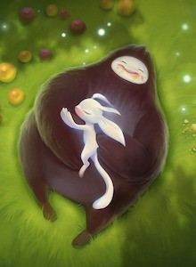 Ori and the Blind Forest, belleza mortal