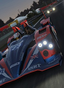 Project CARS corre en Brno Circuit