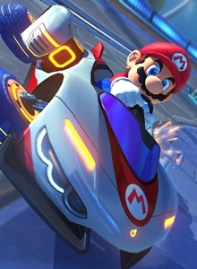 Mario Kart 8 insiste en ser el GOTY de 2015