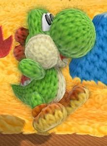 Yoshi's Woolly World va en serio y quiere superar a Yoshi's Island