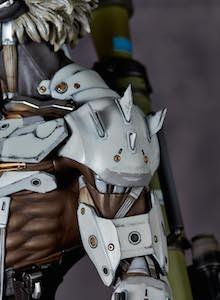 Nueva figura de Raiden basada en MGS Ground Zeroes
