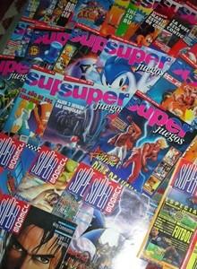 Vuelve la mítica revista Súper Juegos