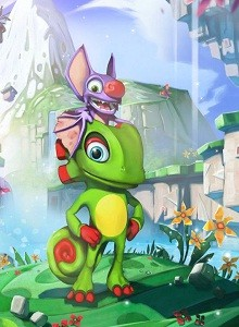 Yooka-Laylee and the impossible lair. Los buenos amigos regresan