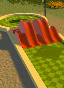 Análisis de 3D Mini Golf para PC