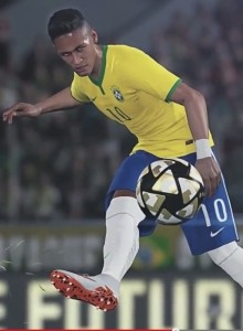 Gameplay de PES 2016 en PS4