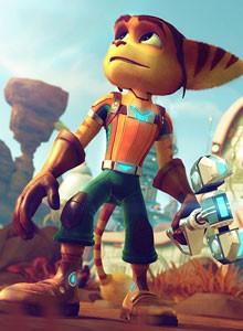 [E3 2015] Ratchet & Clank para PS4 asoma la cabeza
