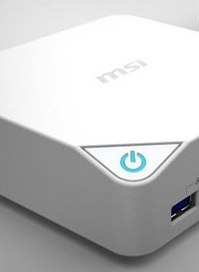 MSI presenta su mini PC: Cubi