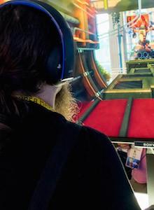 E3 2015: Fotografías del segundo día de feria