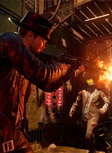 Call Of Duty Black Ops III presenta su modo zombies