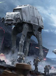 Star Wars Battlefront a 4K es NEXT NEXT NEXT Gen