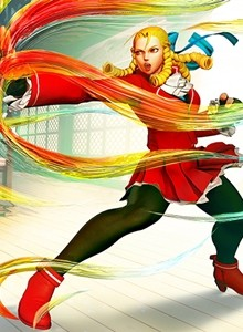 Street Fighter V presenta a Karin
