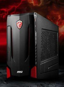 La potencia tiene tamaño pequeño: MSI Nightblade MI