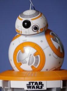 El juguete droide Sphero BB-8 de Star Wars es muy molón