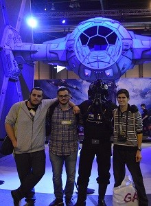 Mi experiencia en la Madrid Games Week