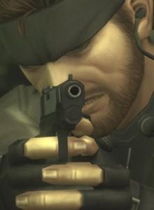 ¡Todo al rojo! Metal Gear en máquinas de pachinko