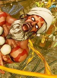 De la India para el Mundo. Dhalsim presente en Street Fighter V